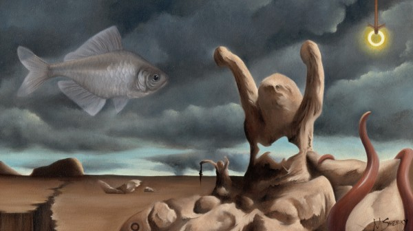 Domination of the Fishes by Mark Sheeky
