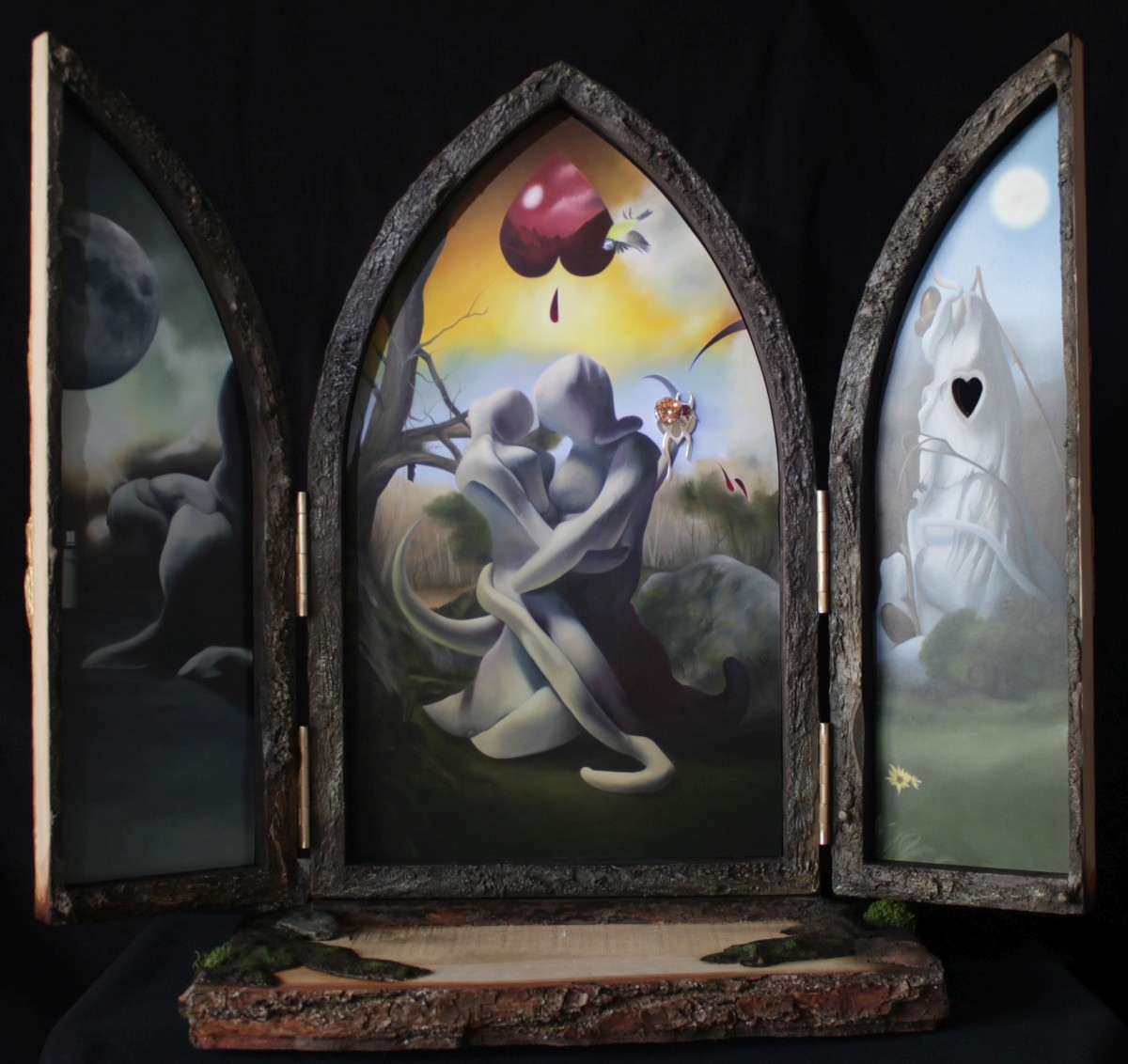 The Love Reliquary II by Mark Sheeky,