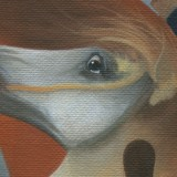 Detail from The Resurrection Of Napoleon Bonaparte by Mark Sheeky